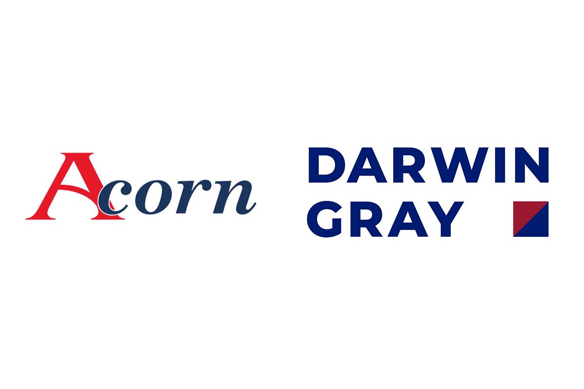Acorn and Darwin Gray
