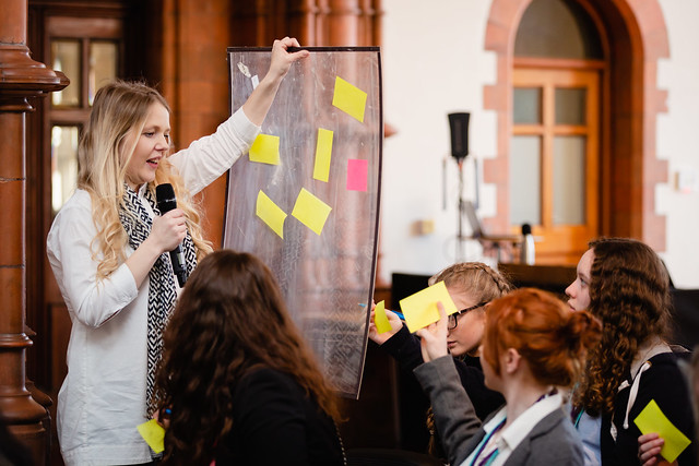 LeadHerShip participants share ideas on women in politics